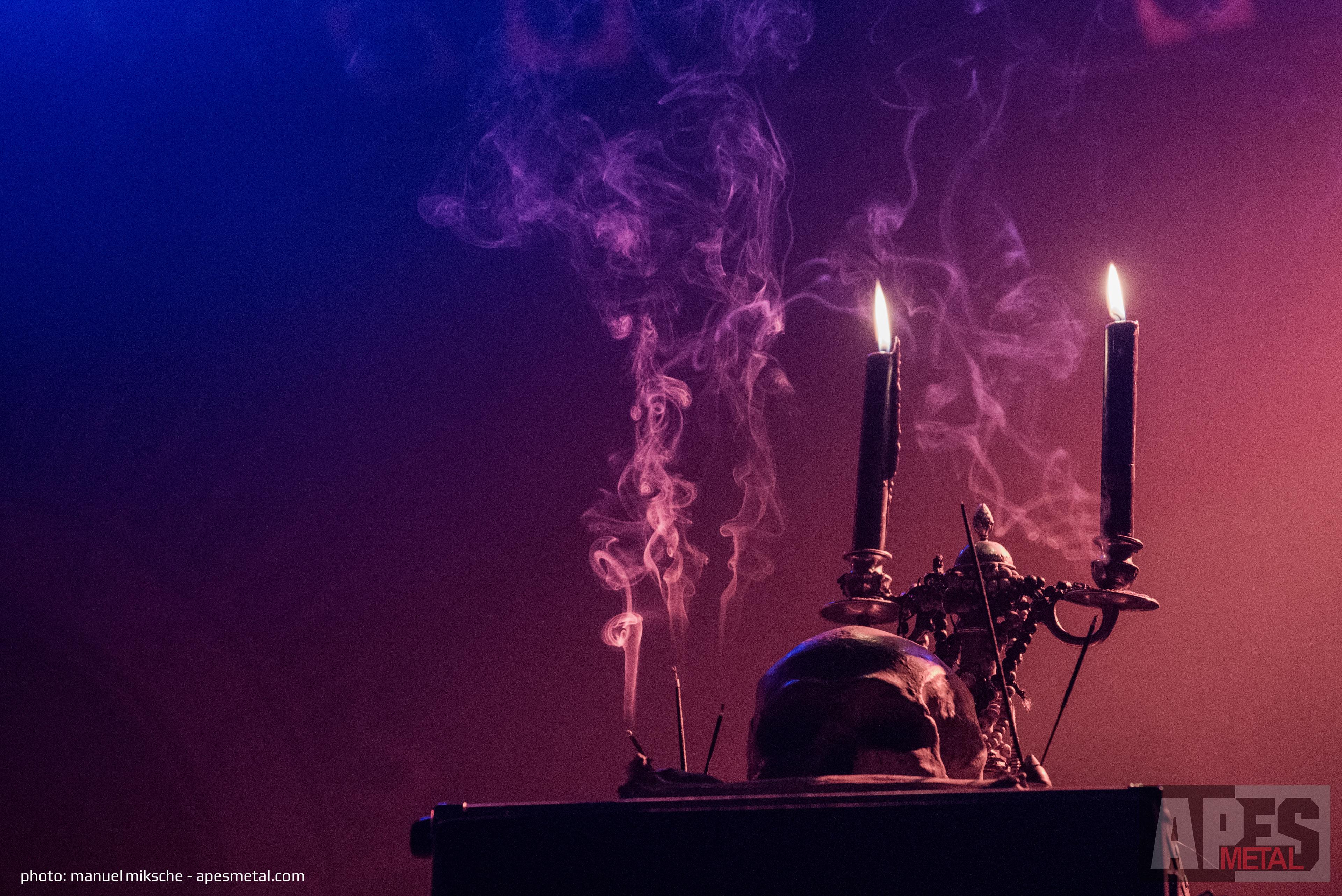 Batushka – European Pilgrimage Part III - Backstage Werk München
