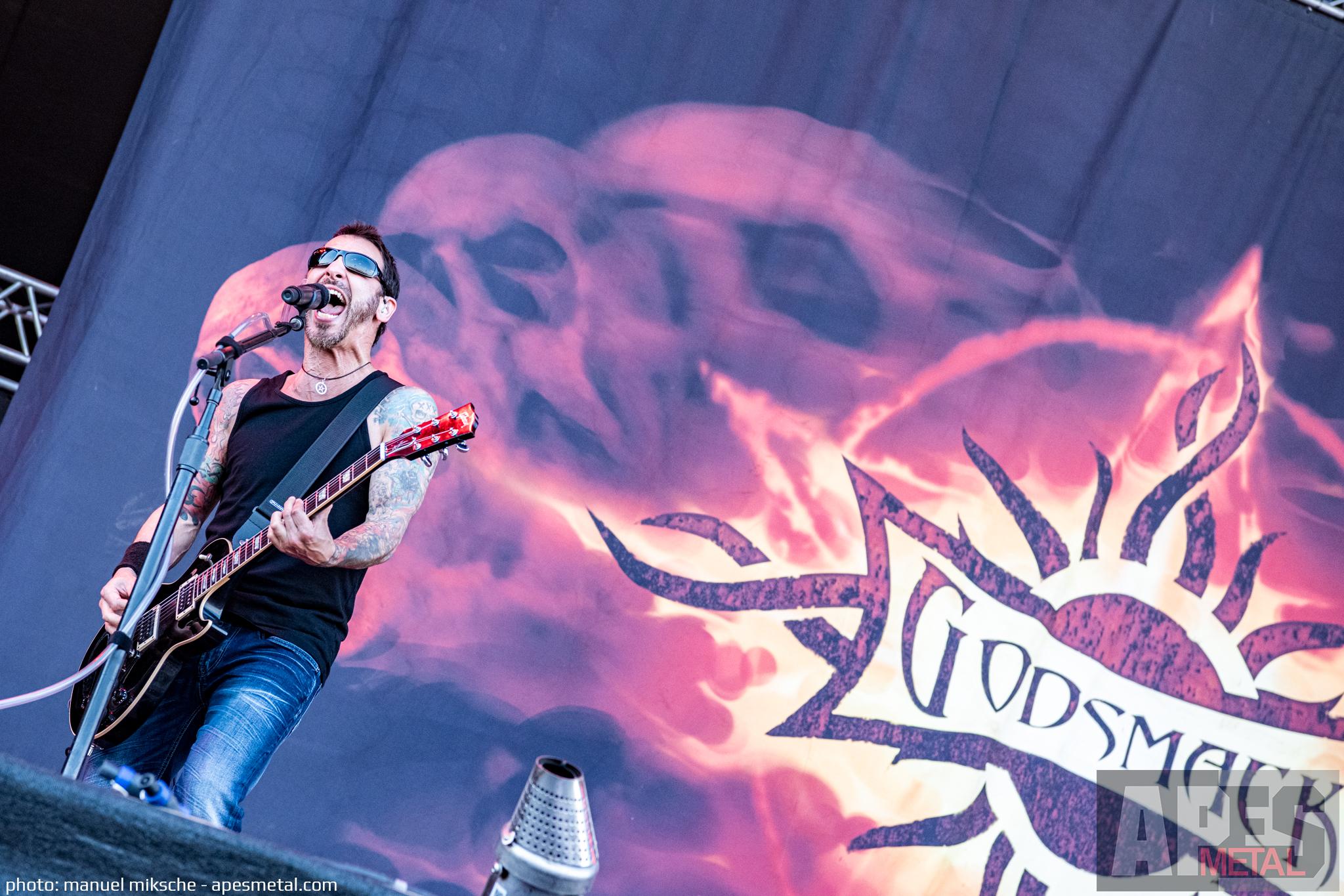 Godsmack - Nova Rock 2019
