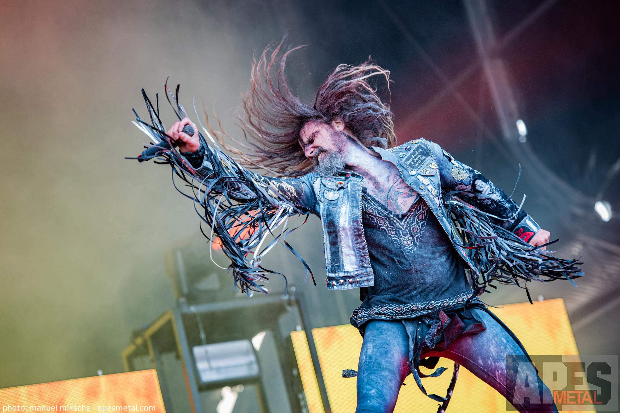 Rob Zombie - Nova Rock Festival 2019