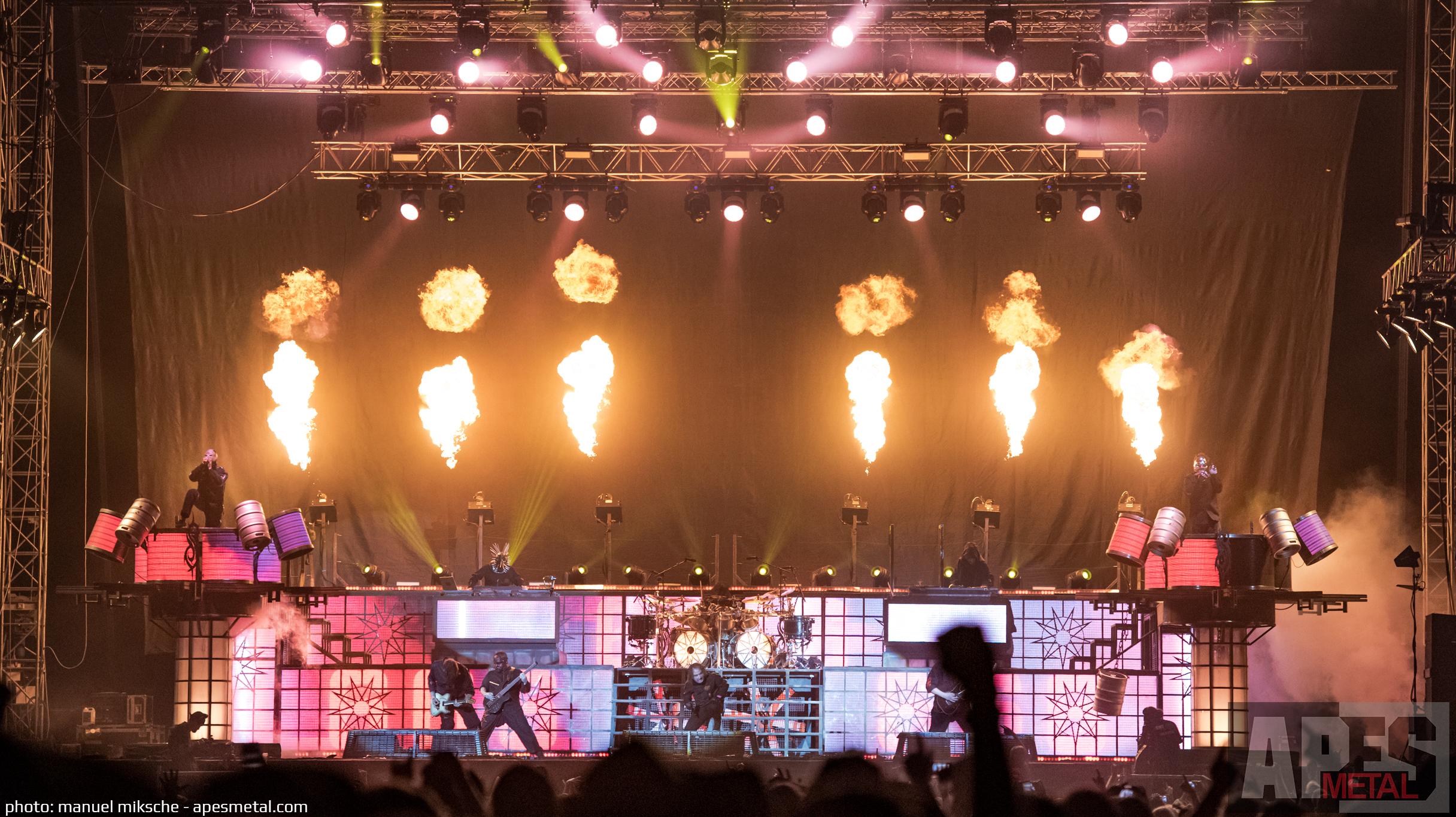Slipknot - Nova Rock 2019