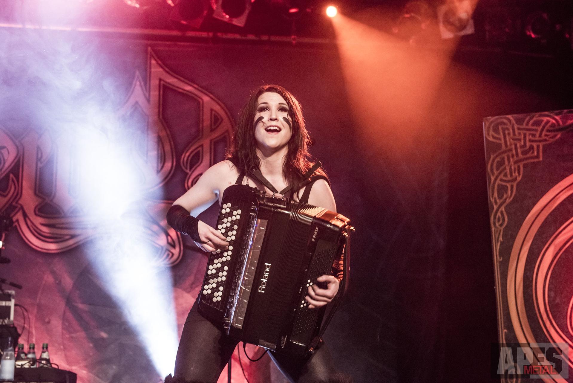 Ensiferum Tour