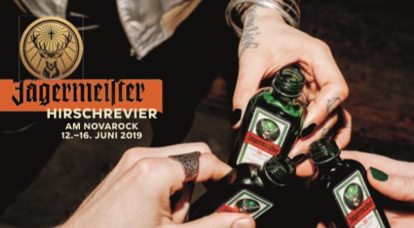 Nova Rock 2019 - Jägermeister Hirschrevier