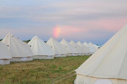 Nova Rock Festival Desert Lodge